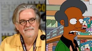 'The Simpsons' Creator Matt Groening Reacts To Apu Controversy
