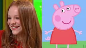 Peppa Pig Actress Reveals She Has Been Overheard 'Snorting' And 'Doing Some Lines'
