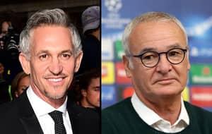 Gary Lineker Has Reacted To Claudio Ranieri's Sacking