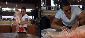 Salt Bae Is Officially Weird After His Latest Video