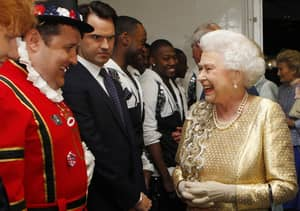 Jimmy Carr Meeting The Queen Photoshop Battle Is Brilliant