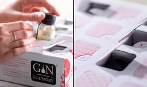 If You Know What's Good For You You'd Get A Gin Advent Calendar This Crimbo