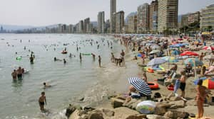 North Korean Officials 'Amazed By Dimensions Of Benidorm'