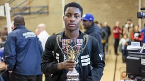 London Teen In The Wrong Crowd Turned His Life Around Thanks To Boxing