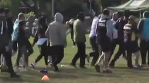 Man Will Face Court After Under Sevens Rugby Match Turns Violent