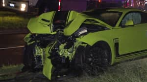 P-Plater Crashes Dad's Brand New Luxury Car Worth $70,000
