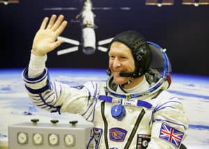 After Returning To Earth, Major Tim Peake Just Wants An Ice Cold Beer