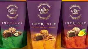Nestlé Launches First New Quality Street Product In Almost 85 Years