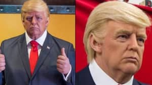 Donald Trump Waxwork Removed From Museum Because People Keep Punching It In The Face