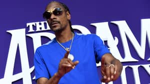 Snoop Dogg Pays A Guy $50,000 A Year To Roll Blunts