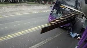 Man Hit By Bus Says Police And Paramedics Didn't Believe Him