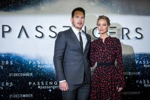 Chris Pratt Savaged Jennifer Lawrence About Their Sex Scene In 'Passengers'