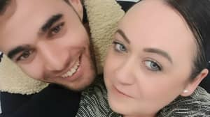 Couple Who Fell In Love Online Met For First Time For Their Wedding