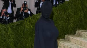 People Baffled By Kim Kardashian Getting Makeup Done Before Covering Her Face At Met Gala