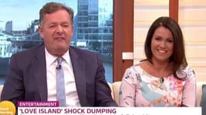 Piers Morgan Goes In On 'Love Island' And Its Inhabitants