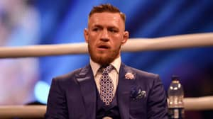 So What Exactly Did Conor McGregor Say Off Camera?