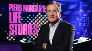 Piers Morgan Announces He's Quitting Life Stories After 12 Years And 100 Episodes