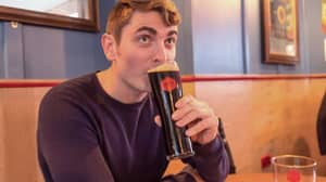 A Meal Or A Pint? This Is Probably Britain's Most Expensive Pint Of Beer