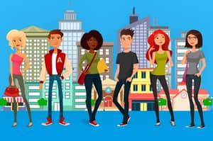 Teenager Creates New App To Help School Kids Make Friends