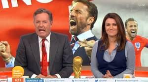 Piers Morgan Slams 'Love Island' Contestants For Their Hideaway Antics