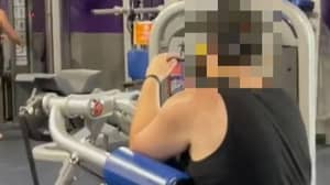 Man Banned From Gym For 'Filming Woman' But Some Say Person Who Caught Him Is Wrong
