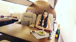 Now you Can Pay Actual Money To Pose On A Private Jet For Instagram