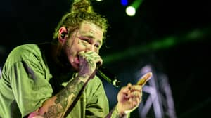 ​Plane 'Carrying Post Malone' Makes Emergency Landing