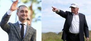 An 11-Year-Old Daniel Radcliffe Got Some Weird Advice Off Donald Trump