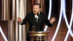 Ricky Gervais Hilariously Responds To Poll Saying He Should Host Emmys