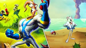 We Finally Have A First Look At The Forthcoming 'Earthworm Jim 4'