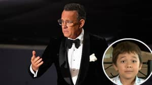 Tom Hanks Donates Typewriter To Boy Bullied For Being Called Corona