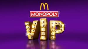 McDonald's Monopoly Is Back Today After Two And A Half Years