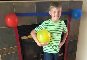 Little Boy Invites Whole Class To Birthday Party And No-One Turns Up