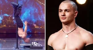 Britain's Got Talent Daredevil Accused Of Wearing Safety Wire For Final Death-Defying Stunt
