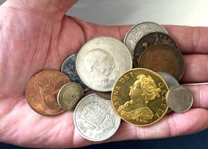'Lost' Coin Found In Kid's 'Pirate Treasure Chest' Valued At £250,000