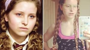 Harry Potter's Lavender Brown Is Looking Very Different These Days
