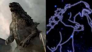 NASA Have Named A Constellation Of Stars After Godzilla