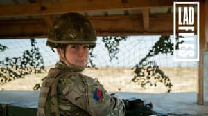 The British Army's Fearless Females Fighting To Make The World A Better Place