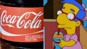 Coca-Cola Releases The World's First Coke Slushie