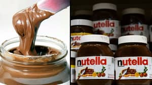 Try To Be Calm But Nutella Chocolate Bars Have Launched In The UK