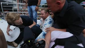 Diplo Rushed To Safety After Shooting At Sao Paolo Carnival