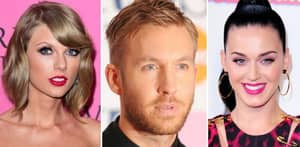 Katy Perry Has Weighed In On The Taylor Swift-Calvin Harris Twitter Beef