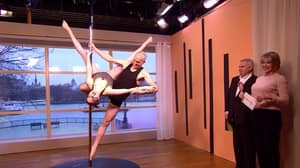 Uproar Sparked By Dad-Daughter Pole Dancing Duo On 'This Morning'