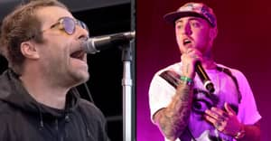Liam Gallagher Dedicates Oasis Classic 'Live Forever' To Mac Miller