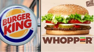 Burger King Whoppers Are Buy One Get One Free Today