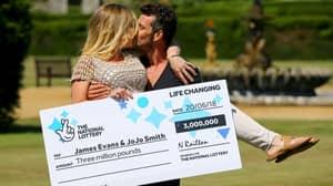 Self-Employed Gardener Wins £3 Million On Scratchcard