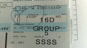 SSSS Is A Stamp You Don't Want On Your Boarding Pass