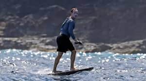 Mark Zuckerberg Explains Why He Had So Much Sunscreen On In Famous Picture