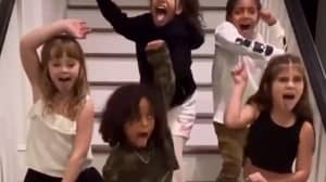 Kardashians Accused Of 'Cultural Appropriation' After Children Perform Māori Haka