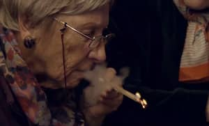 These Grannies Are Probably Up For Smoking De Herb 24 Hours A Day, 420 Days A Year